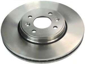 Замена тормозных дисков Рено